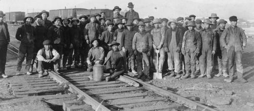 railway laborers