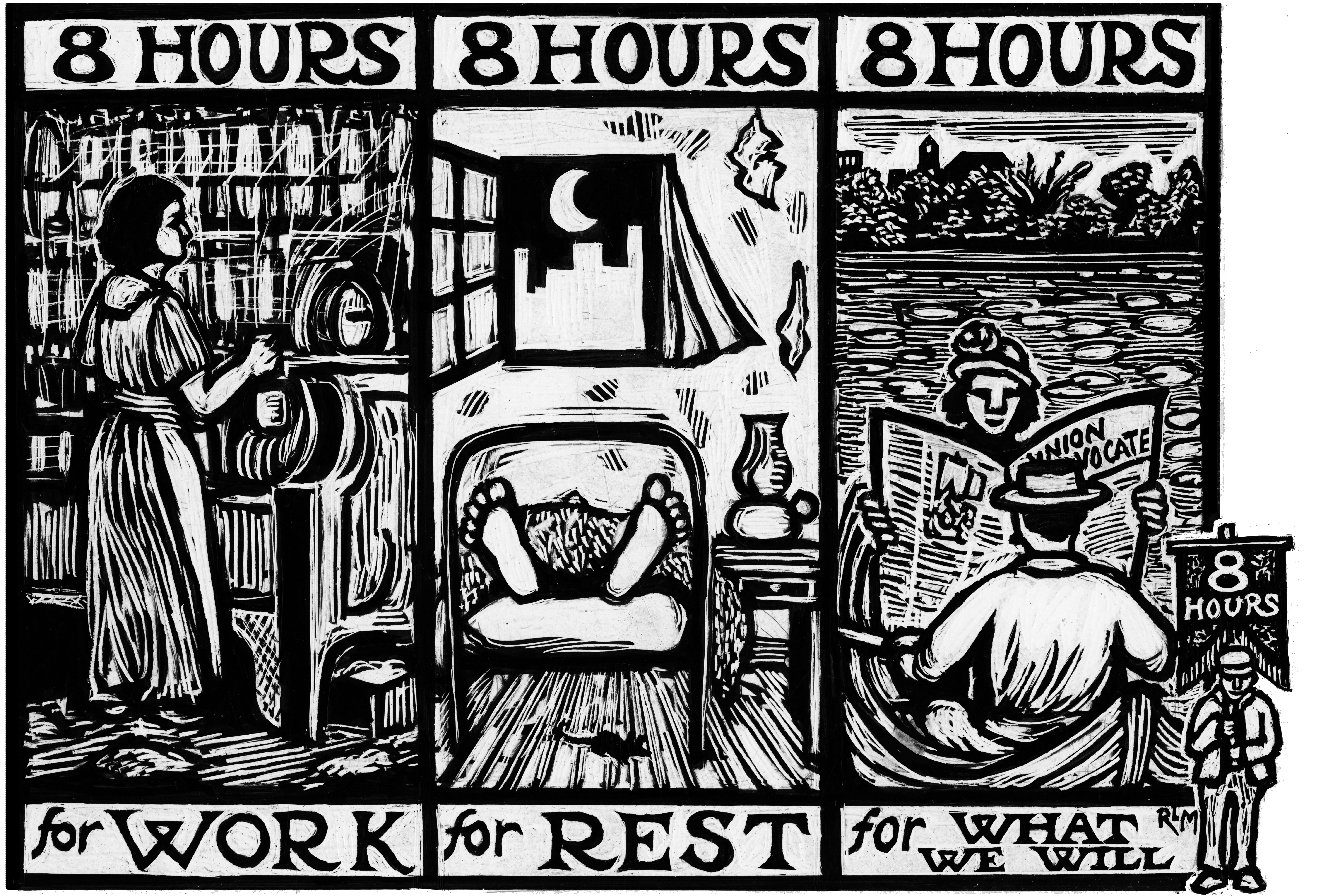 May 1, International Workers' Day